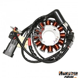ALLUMAGE MAXISCOOTER ADAPTABLE PIAGGIO 125 FLY 2012>, LIBERTY 2013>, VESPA LX 2012>, VESPA-S 2012> MOTEUR 3 SOUPAPES  -SELECTION