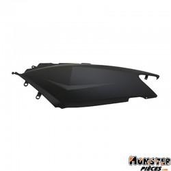 CARENAGE-COQUE AR MAXISCOOTER ADAPTABLE YAMAHA 500 TMAX 2001+2007 NOIR MAT GAUCHE  -P2R-