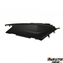 CARENAGE-COQUE AR MAXISCOOTER ADAPTABLE YAMAHA 500 TMAX 2001+2007 NOIR MAT DROIT  -P2R-