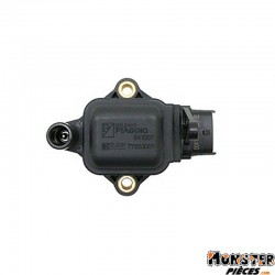 BOBINE ALLUMAGE MAXISCOOTER ORIGINE PIAGGIO 125 MP3 ie 2008+, 300 MP3 2010+  -641007-