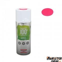 BOMBE DE PEINTURE AREXONS ACRYLIQUE FLUO FUCHSIA spray 400 ml (3694)