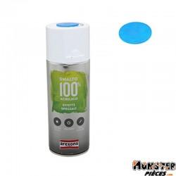 BOMBE DE PEINTURE AREXONS ACRYLIQUE FLUO BLEU spray 400 ml (3693)