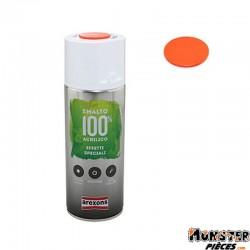 BOMBE DE PEINTURE AREXONS ACRYLIQUE FLUO ROUGE spray 400 ml (3689)