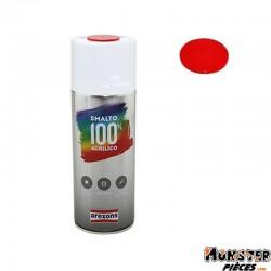 BOMBE DE PEINTURE AREXONS ACRYLIQUE ROUGE FERRARI spray 400 ml (3621)