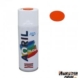 BOMBE DE PEINTURE AREXONS ACRYLIQUE ORANGE KTM RAL 2004 spray 400 ml (3941)