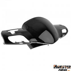 CARENAGE-CACHE GUIDON AV SCOOT ORIGINE PIAGGIO 50 TYPHOON 2011+-APRILIA 50 SR MOTARD 2011+ NOIR  94  -6574700090-