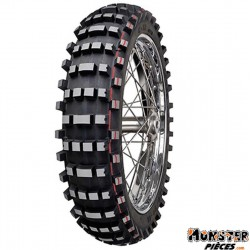 PNEU MOTO 10''  2.50-10 (2 1-2-10) MITAS CROSS ENFANT C-12 FRONT+REAR TT 33J