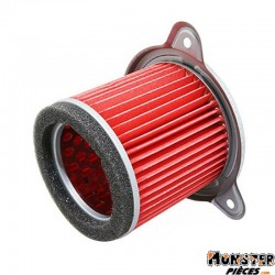 FILTRE A AIR MOTO ADAPTABLE HONDA 600 XL V  -SELECTION P2R-