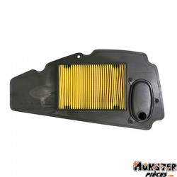 FILTRE A AIR MAXISCOOTER ADAPTABLE HONDA 250 FORZA 2005+2007  -SELECTION P2R-