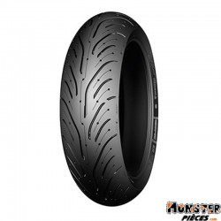 PNEU MOTO 17'' 180-55x17 MICHELIN PILOTE ROAD 4 REAR RADIAL ZR TL 73W