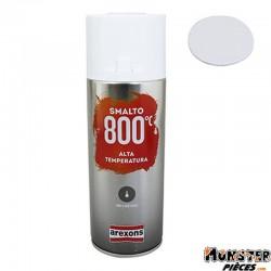 BOMBE DE PEINTURE AREXONS PRO HAUTE TEMPERATURE 800°C BLANC spray 400 ml (3330)