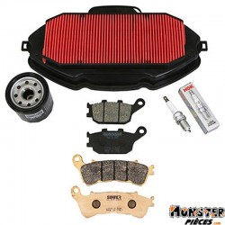 KIT ENTRETIEN MAXISCOOTER ADAPTABLE HONDA 700 INTEGRA 2011+2013  -RMS-