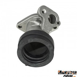 PIPE ADMISSION MAXISCOOTER ADAPTABLE YAMAHA 500 TMAX 2004+2011 DROITE (OE : 5VU-135960-100)  -P2R-