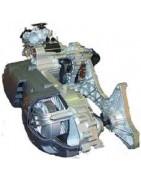 Bas moteur pour Maxiscooter