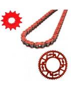 Kit chaine pour Moto