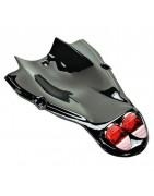 Passage de roue pour Moto 50