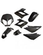 Kit carénages pour Moto 50